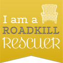 I've been featured on roadkill rescuer