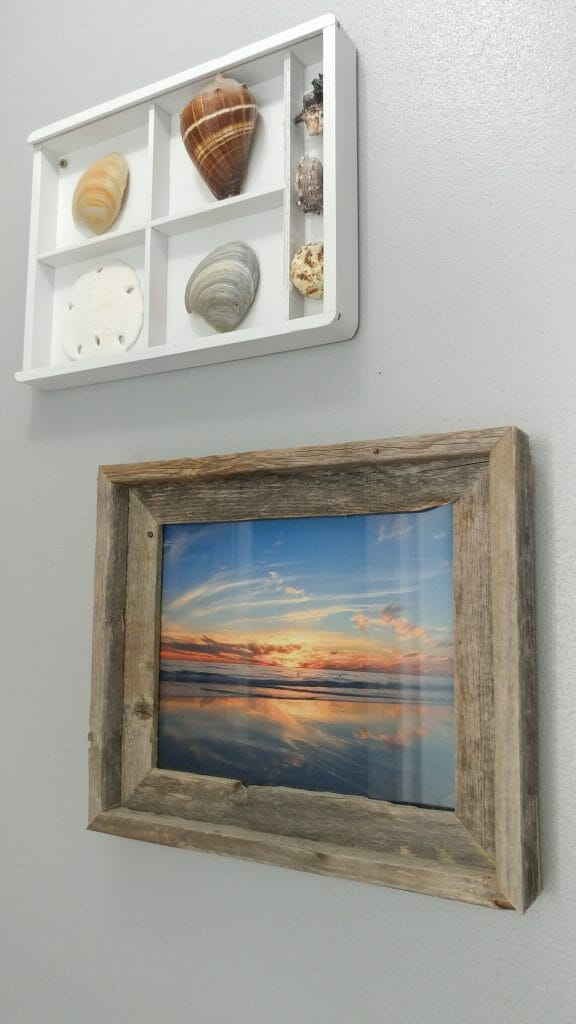 low cost gallery wall ideas