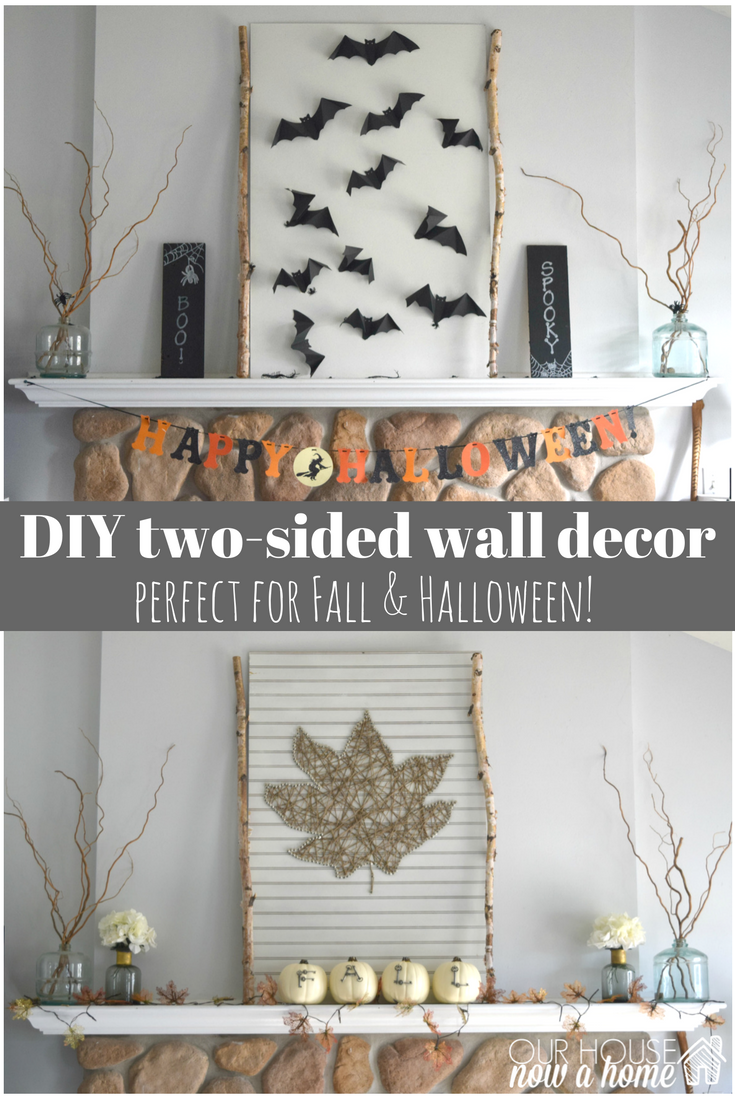 Diy Two Sided Wall Decor