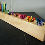 rustic DIY pencil holder, Homedit contributing