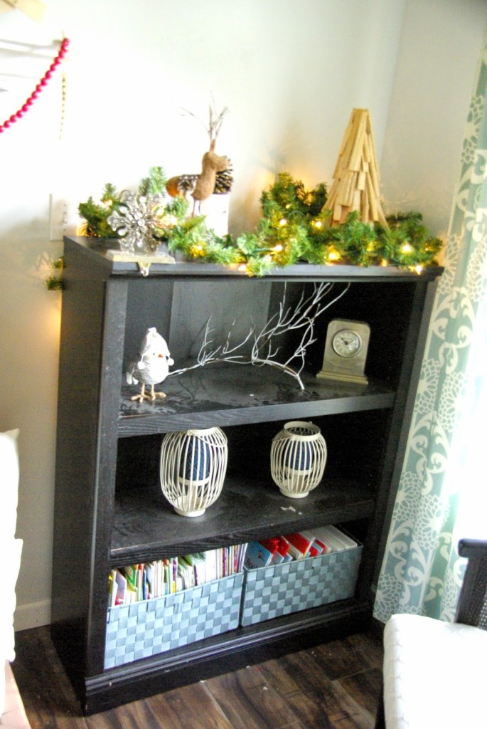 I Am Showing Off My Fireplace Area Decor Say Because It Is The Mantel And Two Shelves On Either Side Of Feel Like Skimmed Over
