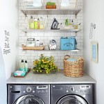 Inspiration, laundry room