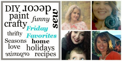 Friday Favorites #92, and cash giveaway