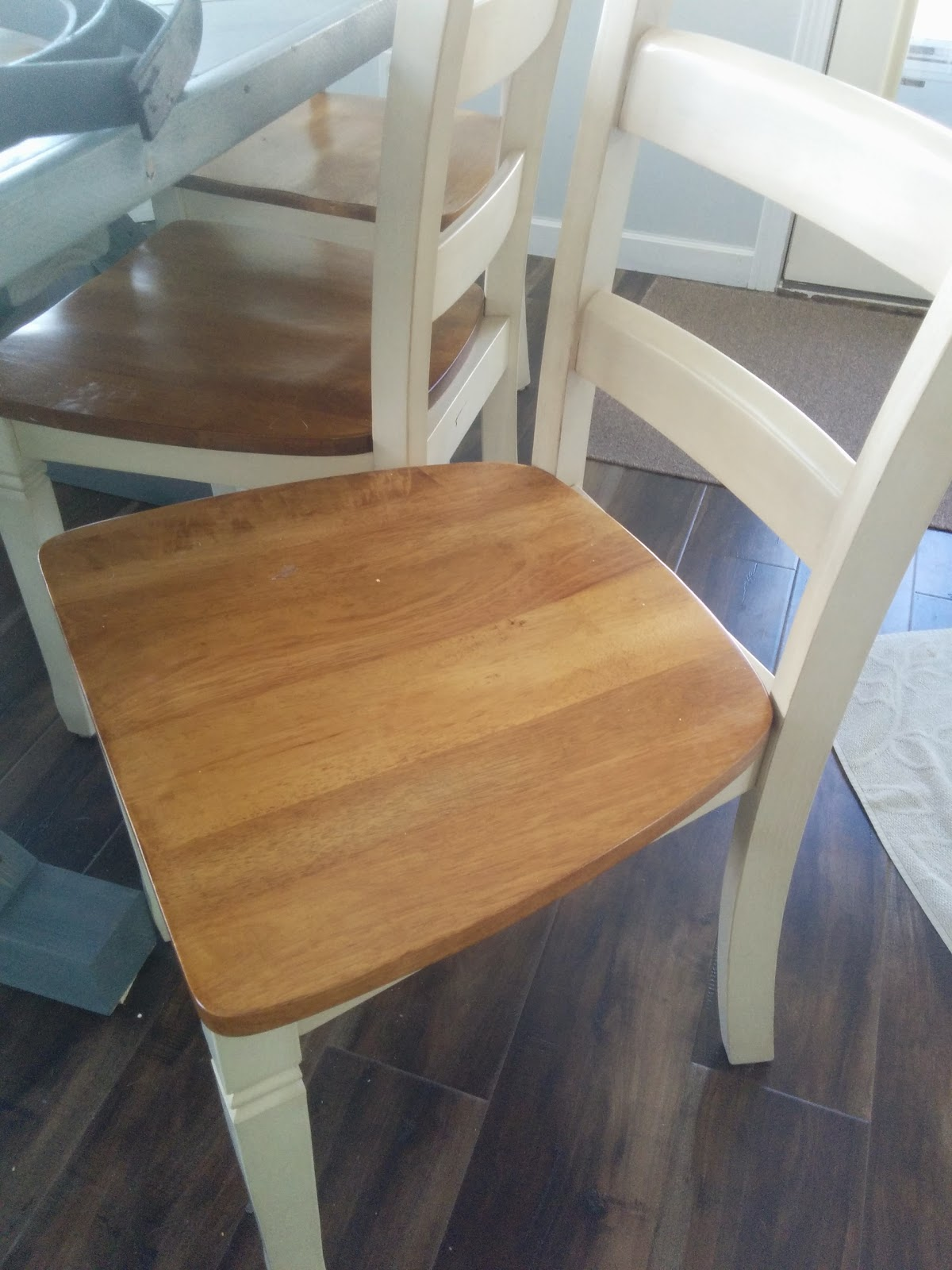 Opinions needed on dining room chairs