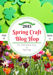 Spring craft blog hop edition #2