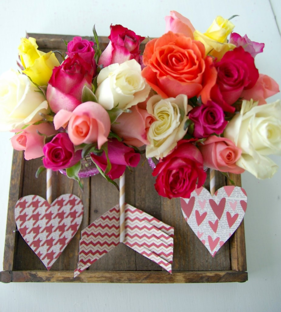 Valentine 39 s day table decor options our house now a home for Valentine day at home