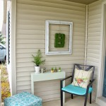 Revamping the front porch