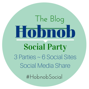 The blog Hobnob social party