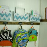 Mudroom organization, the organization station is official
