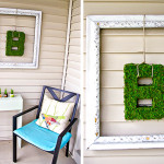 Outdoor wall art, Fancy Shanty contributing article