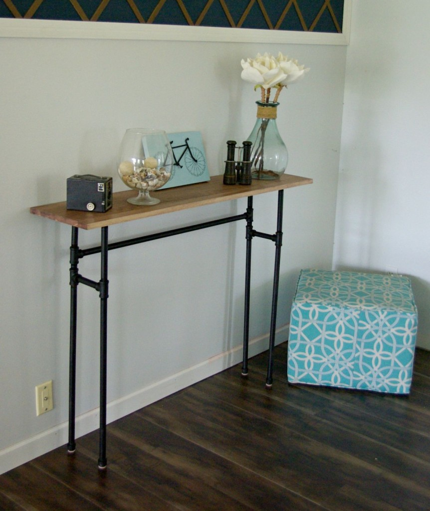 Simple console table, Homedit contributing