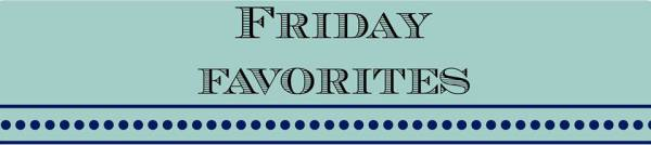 Friday Favorites party #123