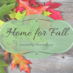 DIY fall & pumpkin rope sign