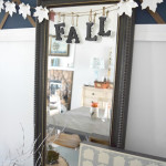 How to make a simple fall garland