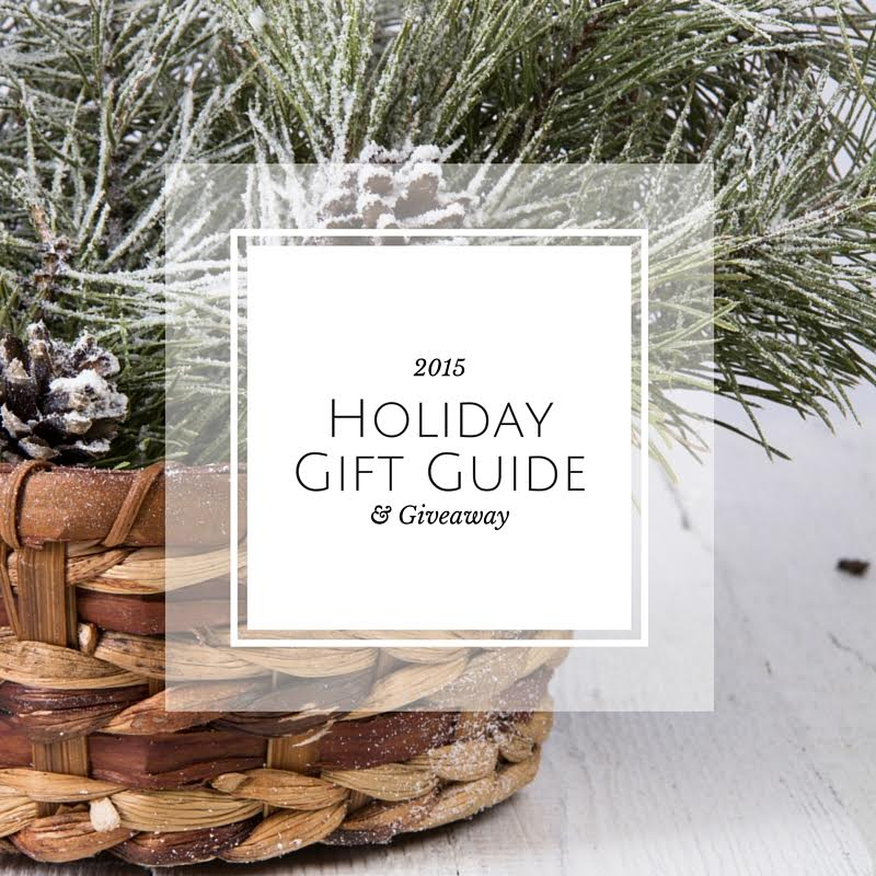 Holiday Gift guide & Giveaway – for the home decor obsessed!