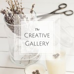 The creative gallery link party #156