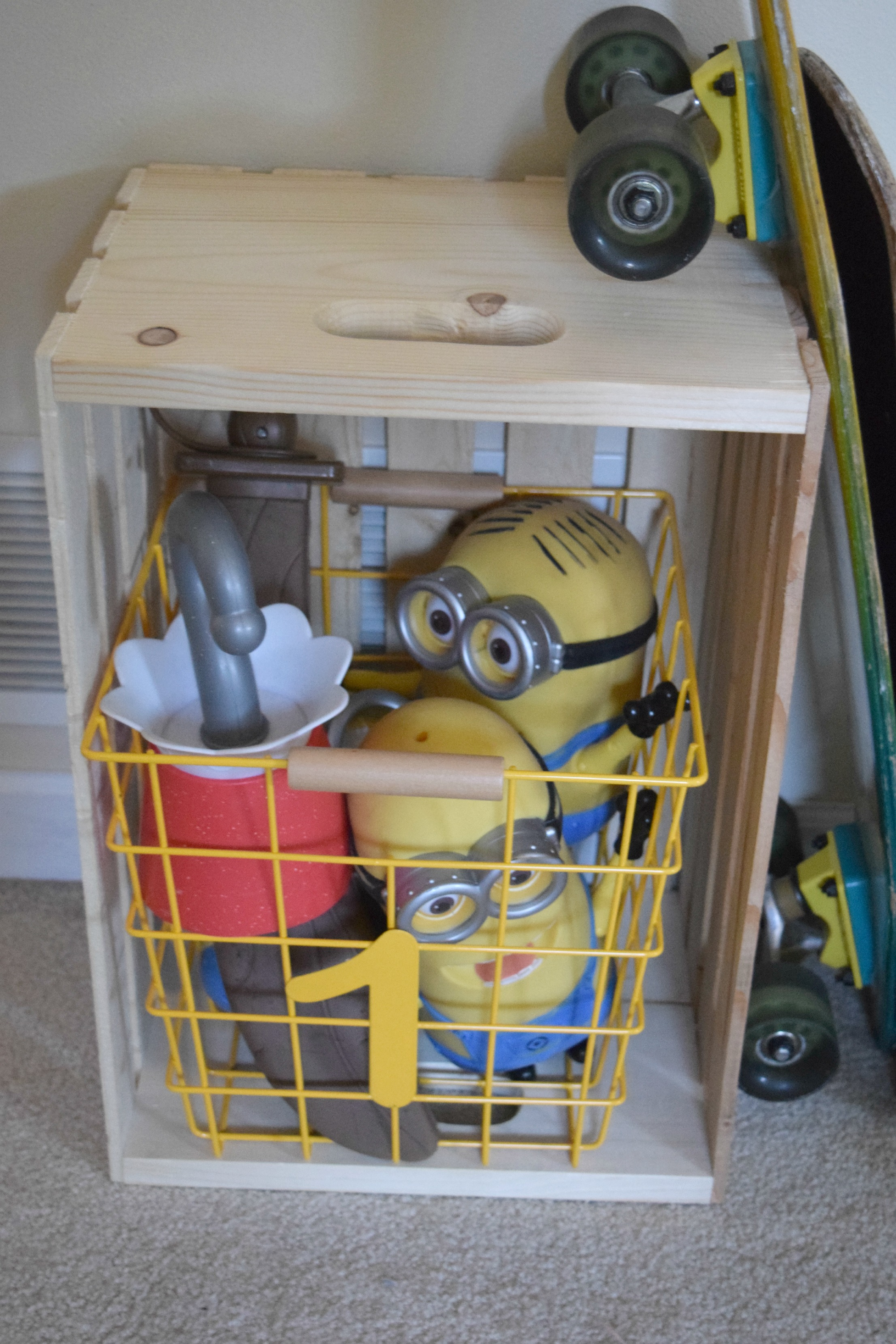 baskets for toy storage