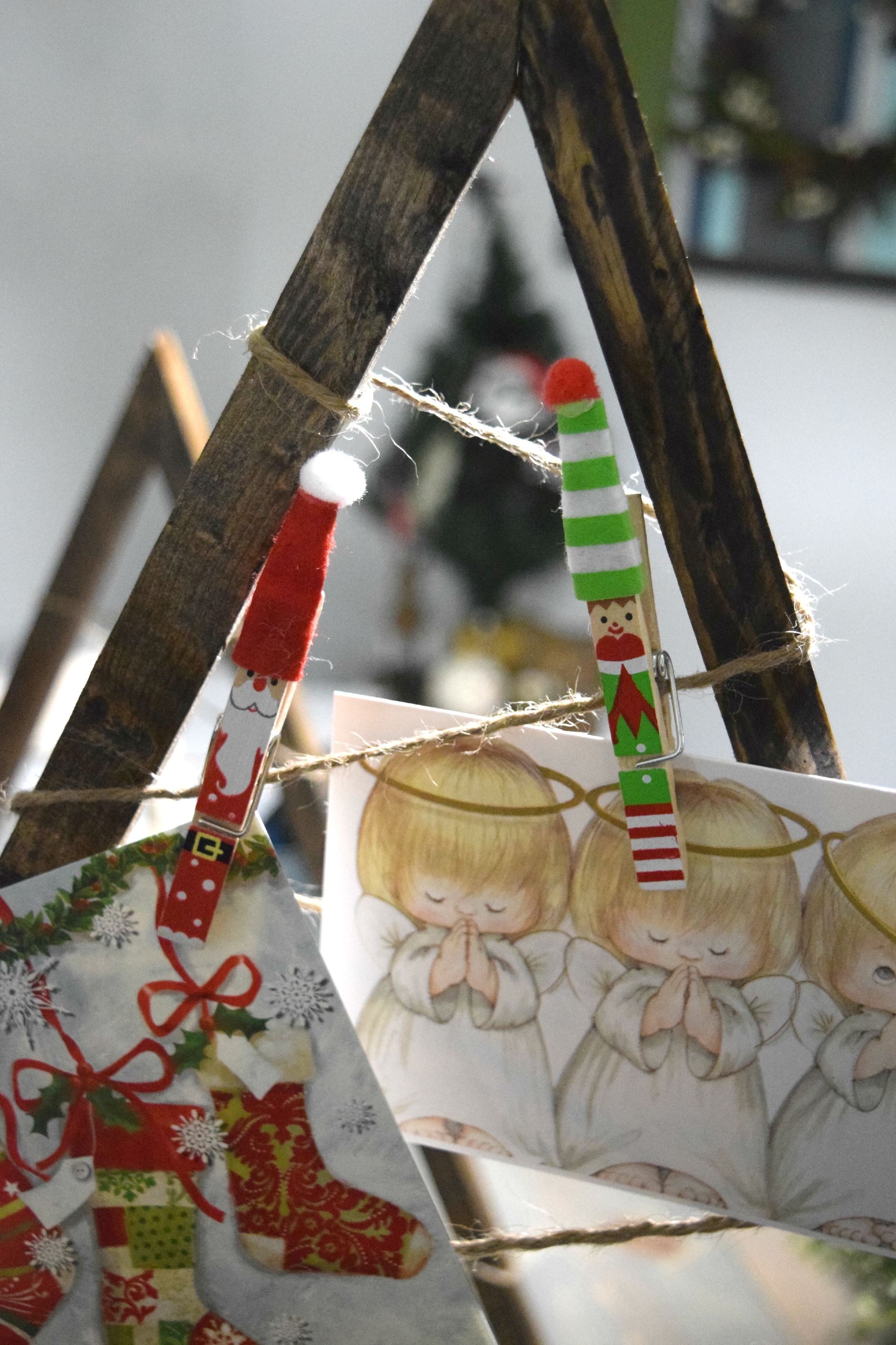 cute clothes pin crafts