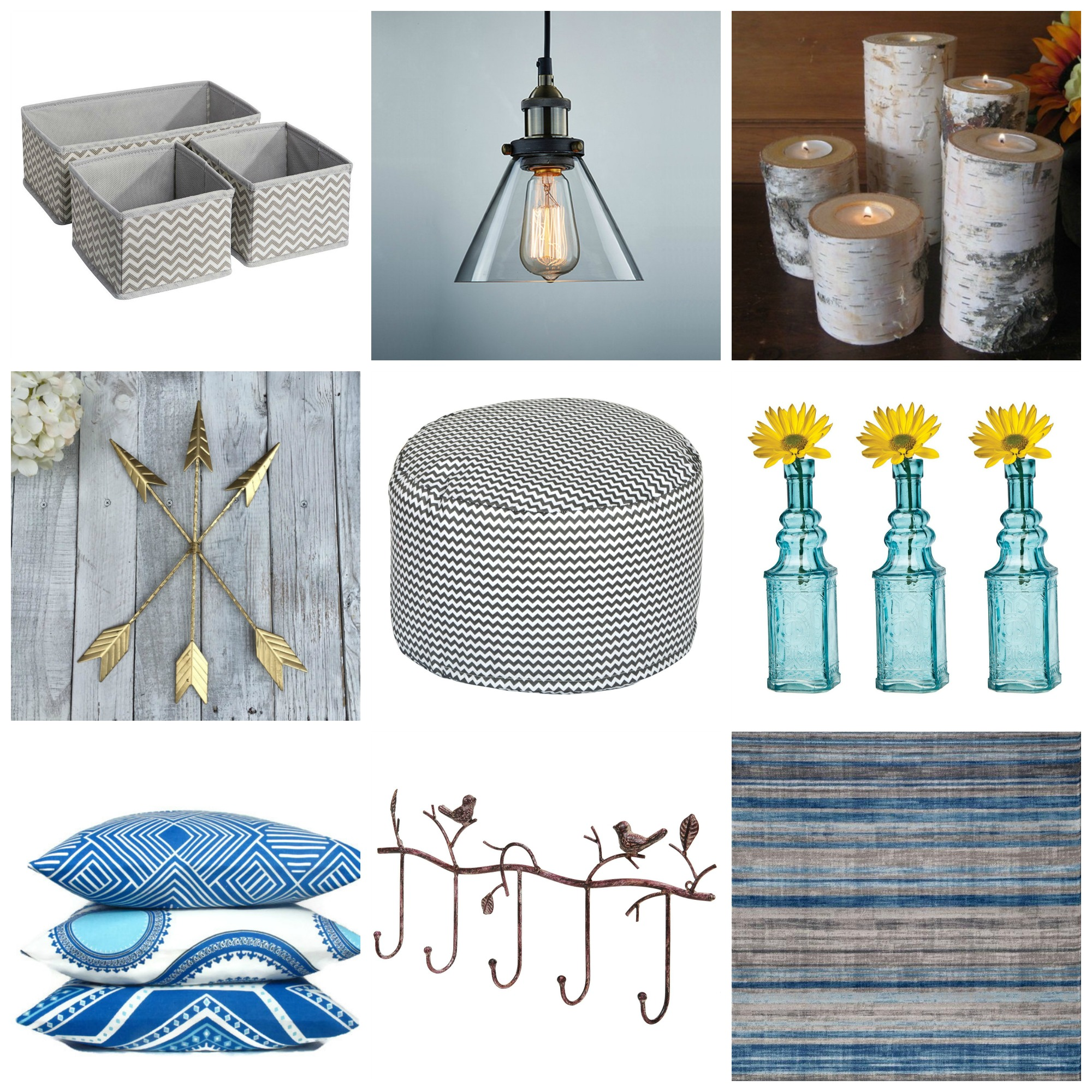 home accent gift list