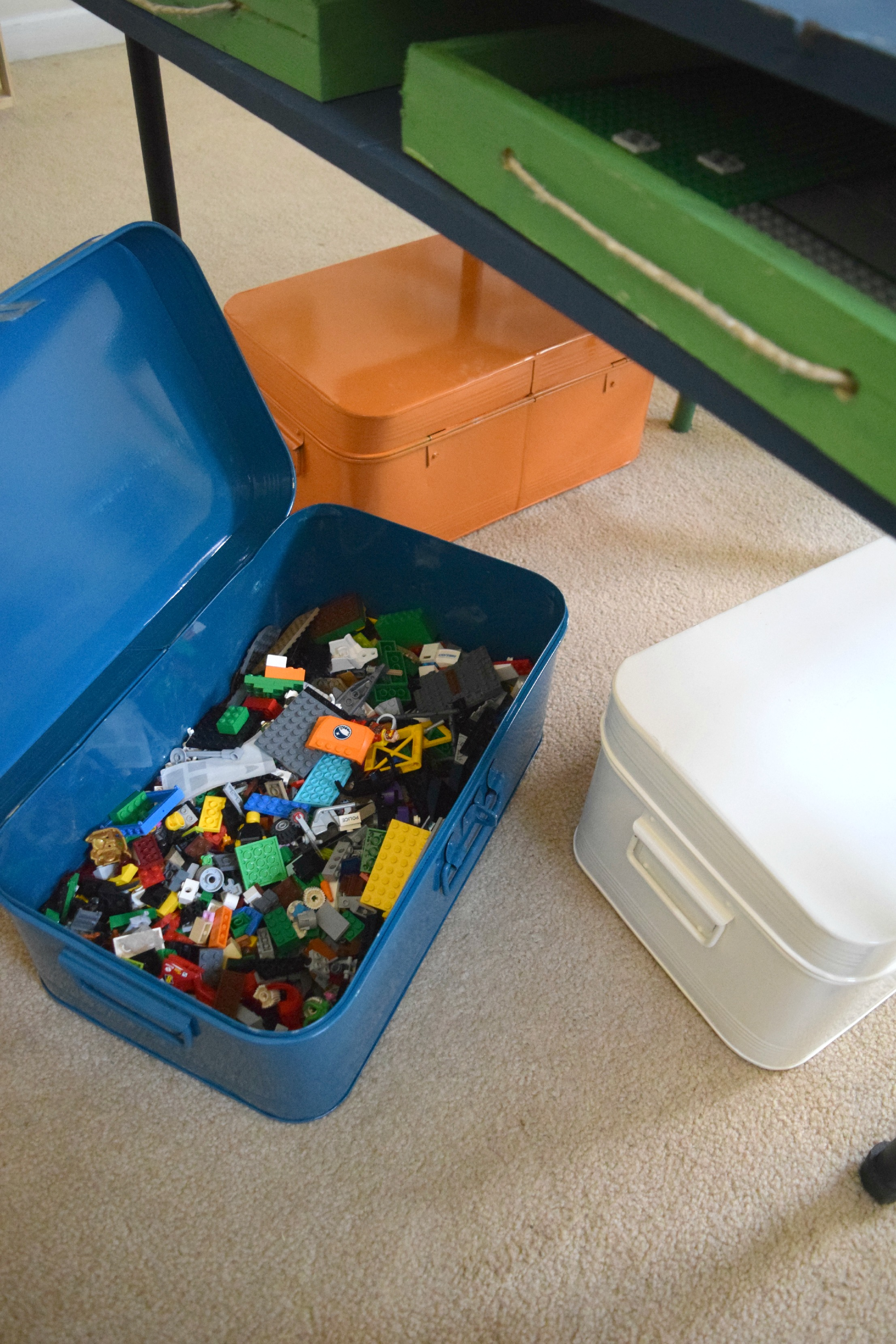 lego playroom storage