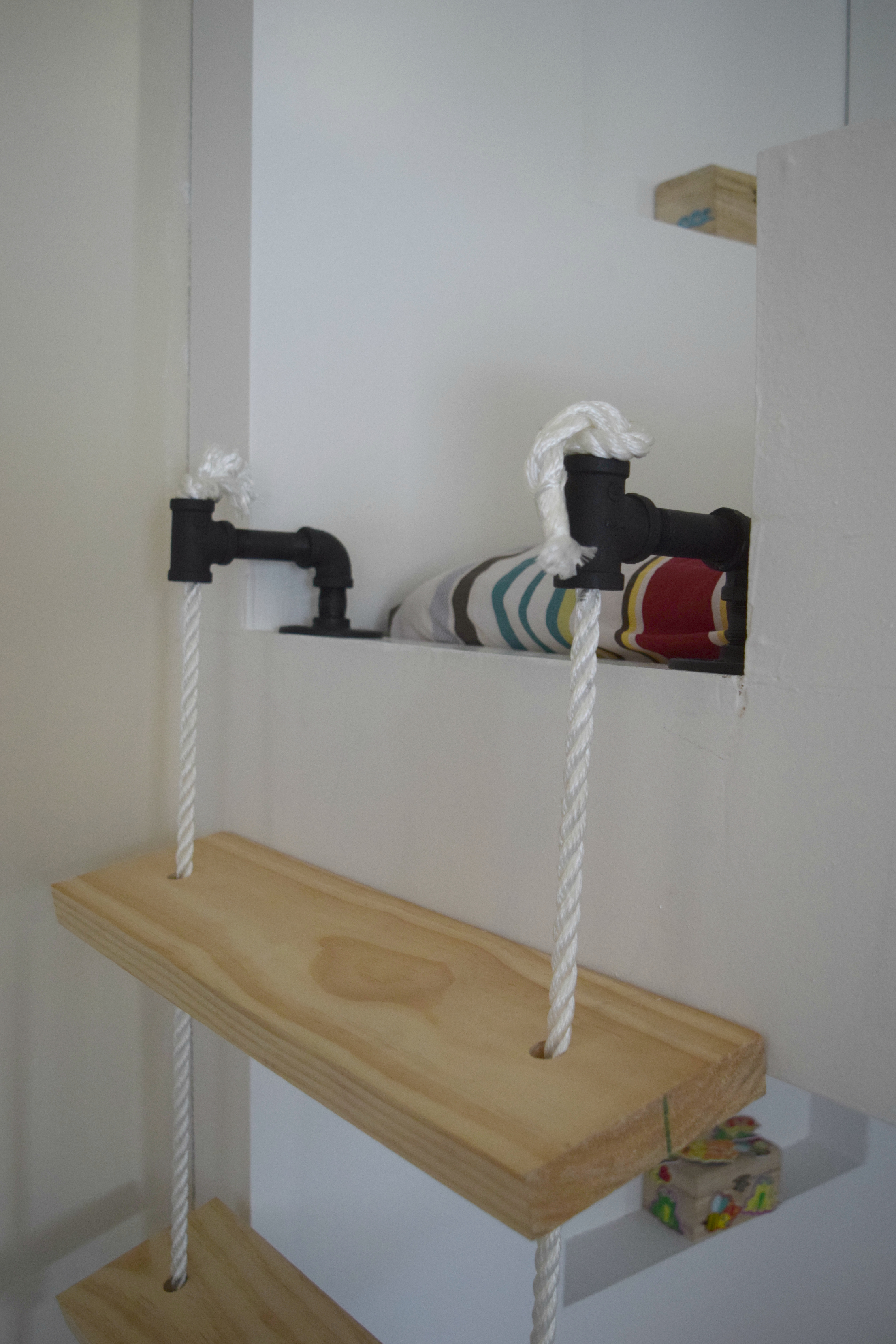 simple rope ladder