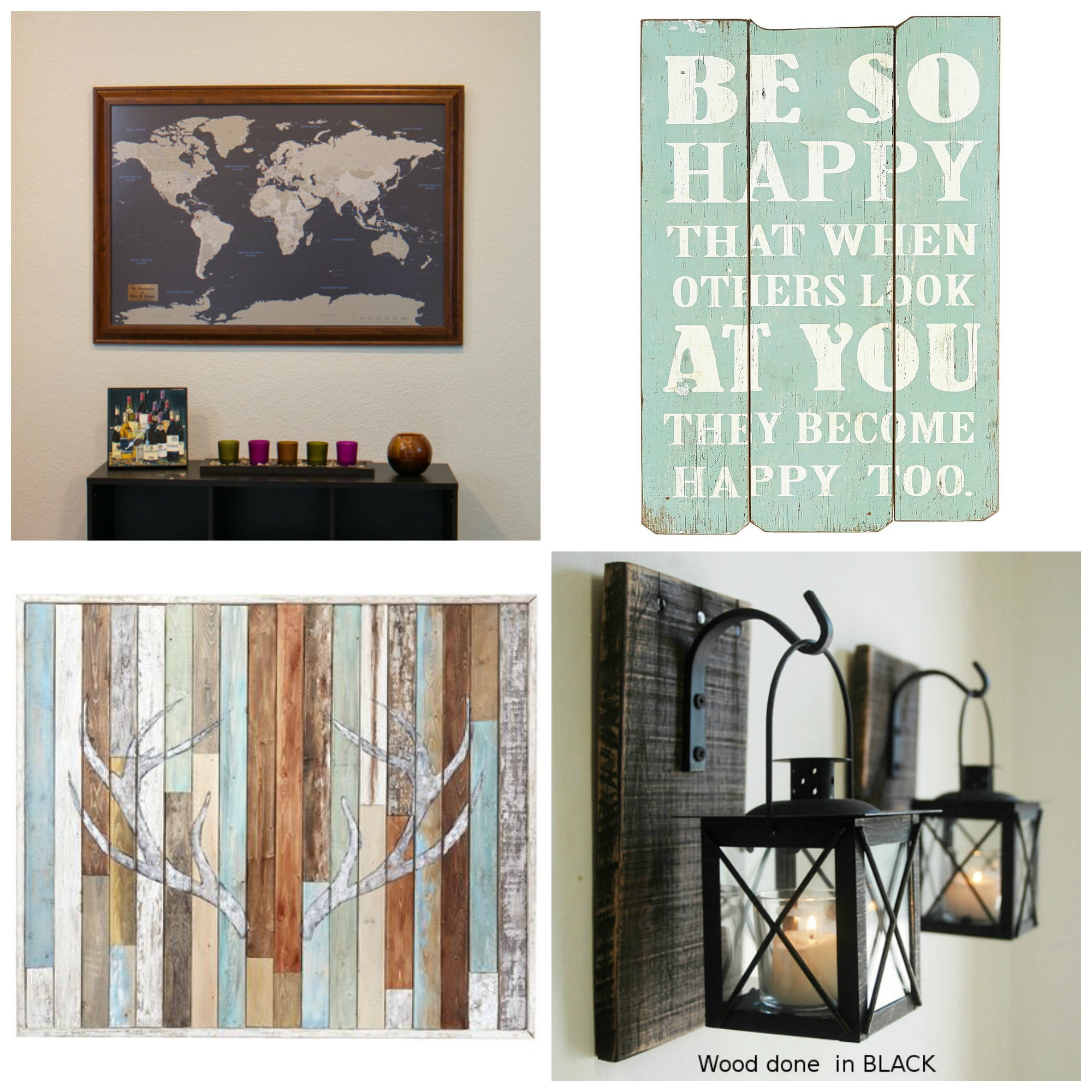 wall art gift list