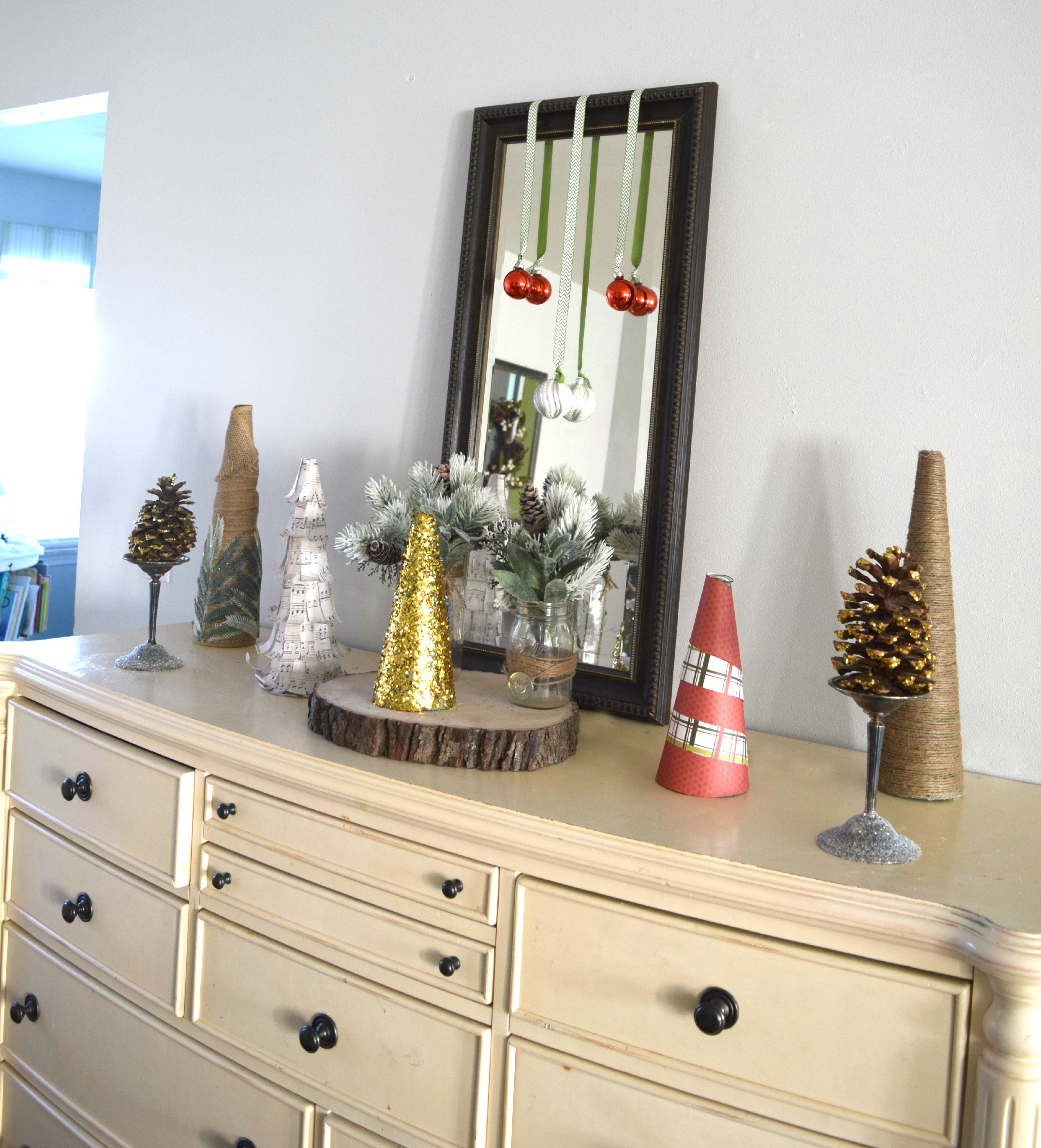 dining room christmas decor ideas
