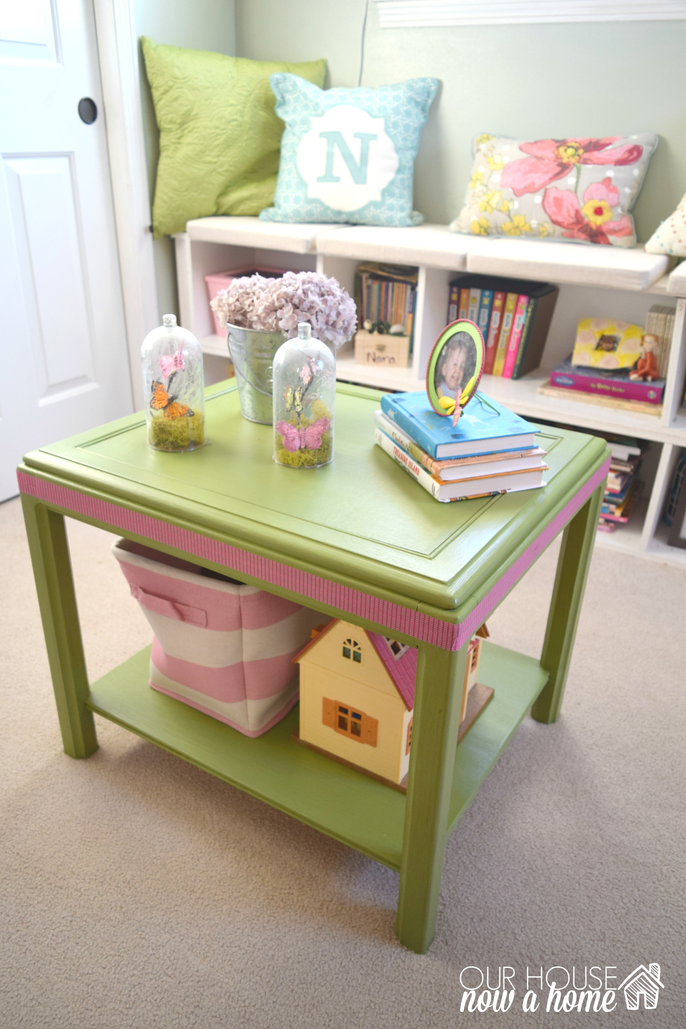 Convey Your Little Girl S Personality Through Her Bedroom: Girl Bedroom • Our House Now A Home