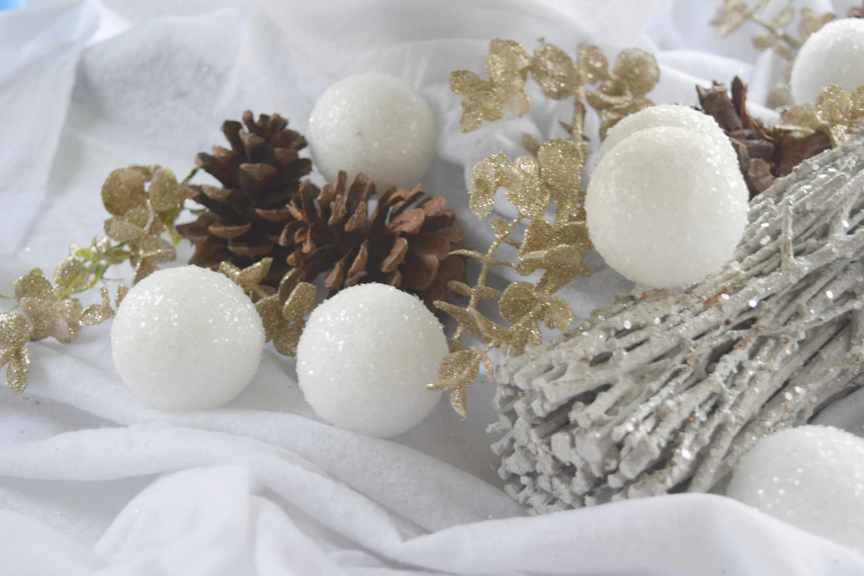 winter wonderland home decor