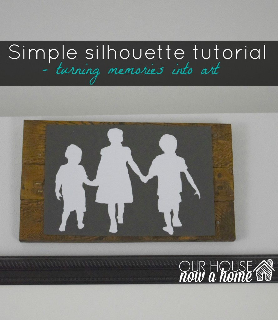 silhouette wall art title image