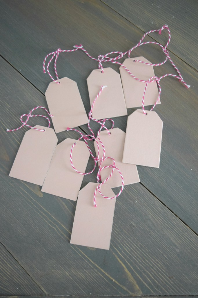 tags with string