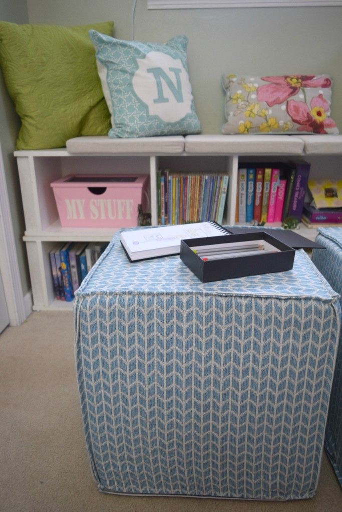 wayfair pouf