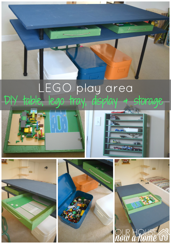 LEGO play area pin image