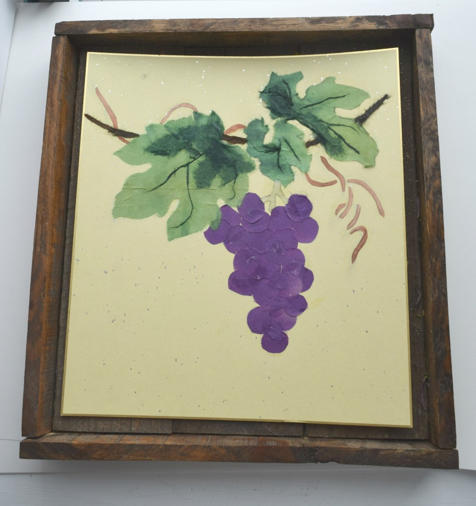 biri biri grape art