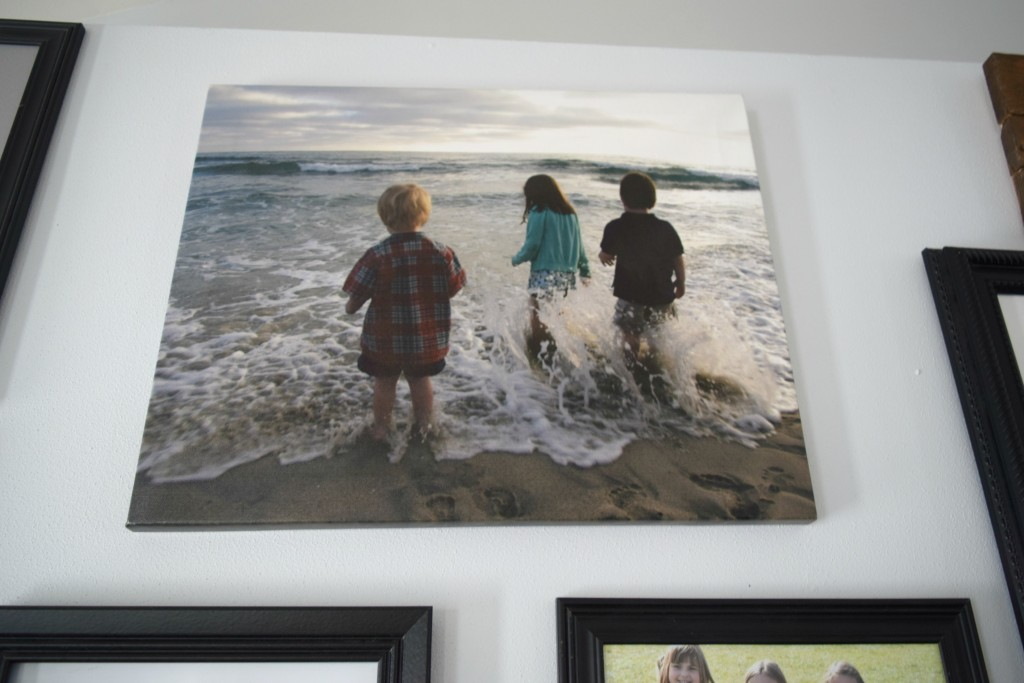 kids on beach canvas - Copy
