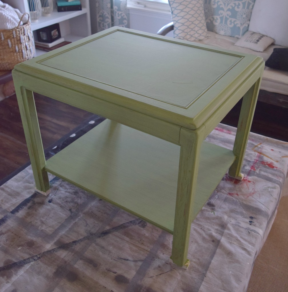one coat chalk paint