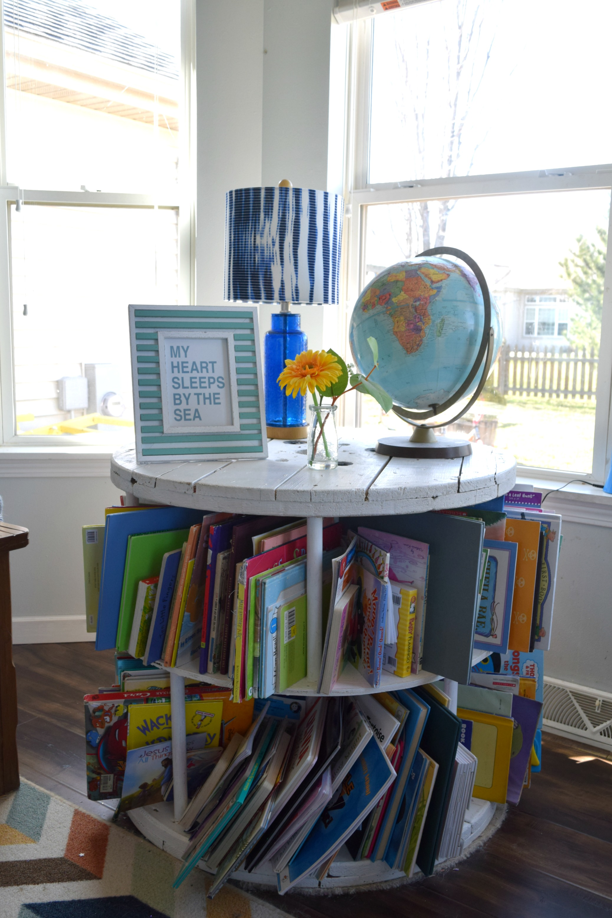 Some Simple Spring Home Decor Ideas Is To Add Color. Even If It Is A Simple  Picture Frame Or New Lamp Shade. When I Think Of Spring It Is All About The  ...