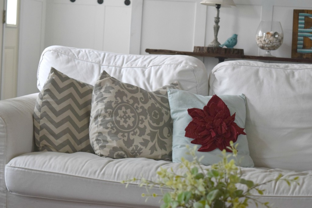 coastal decor pillows