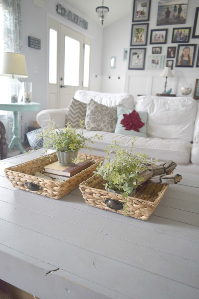 coffee table decor inspiration