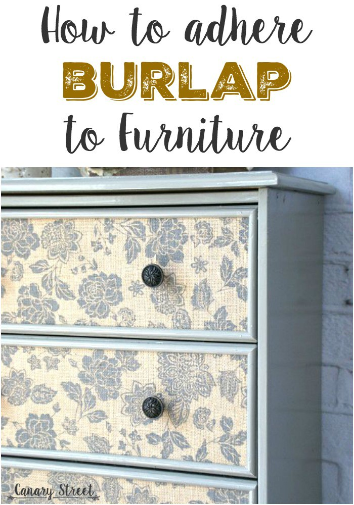 how-to-adhere-burlap-to-furniture-with-mod-podge-