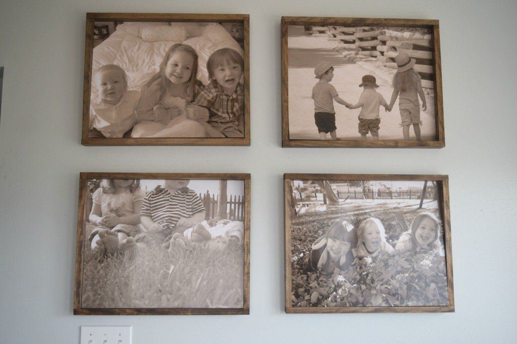 kids oversized artwork
