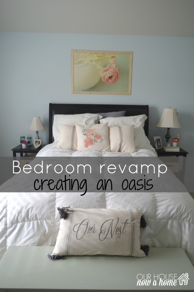 master bedroom revamp
