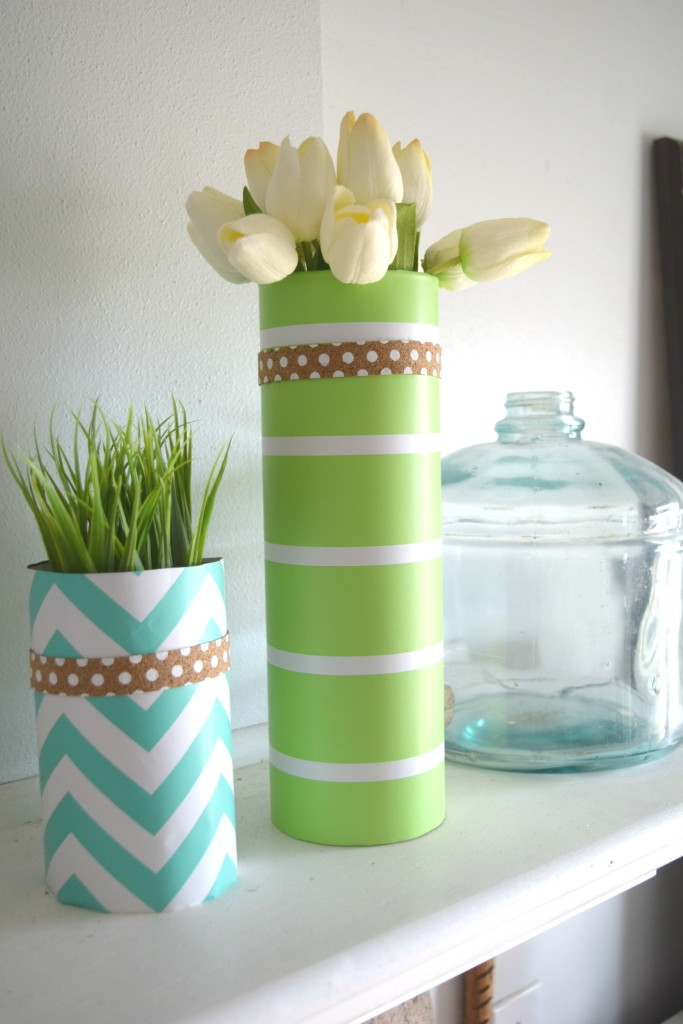 paper home decor craft