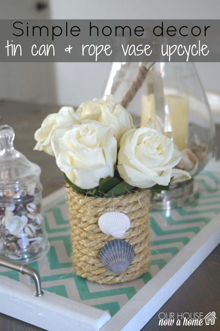 20 simple crafts perfect for spring our house now a home for How we can decorate our home