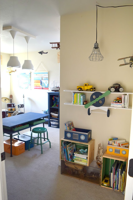 Boy Bedroom Storage: Home Inspiration Week 7, Kids Space And Bedroom Ideas