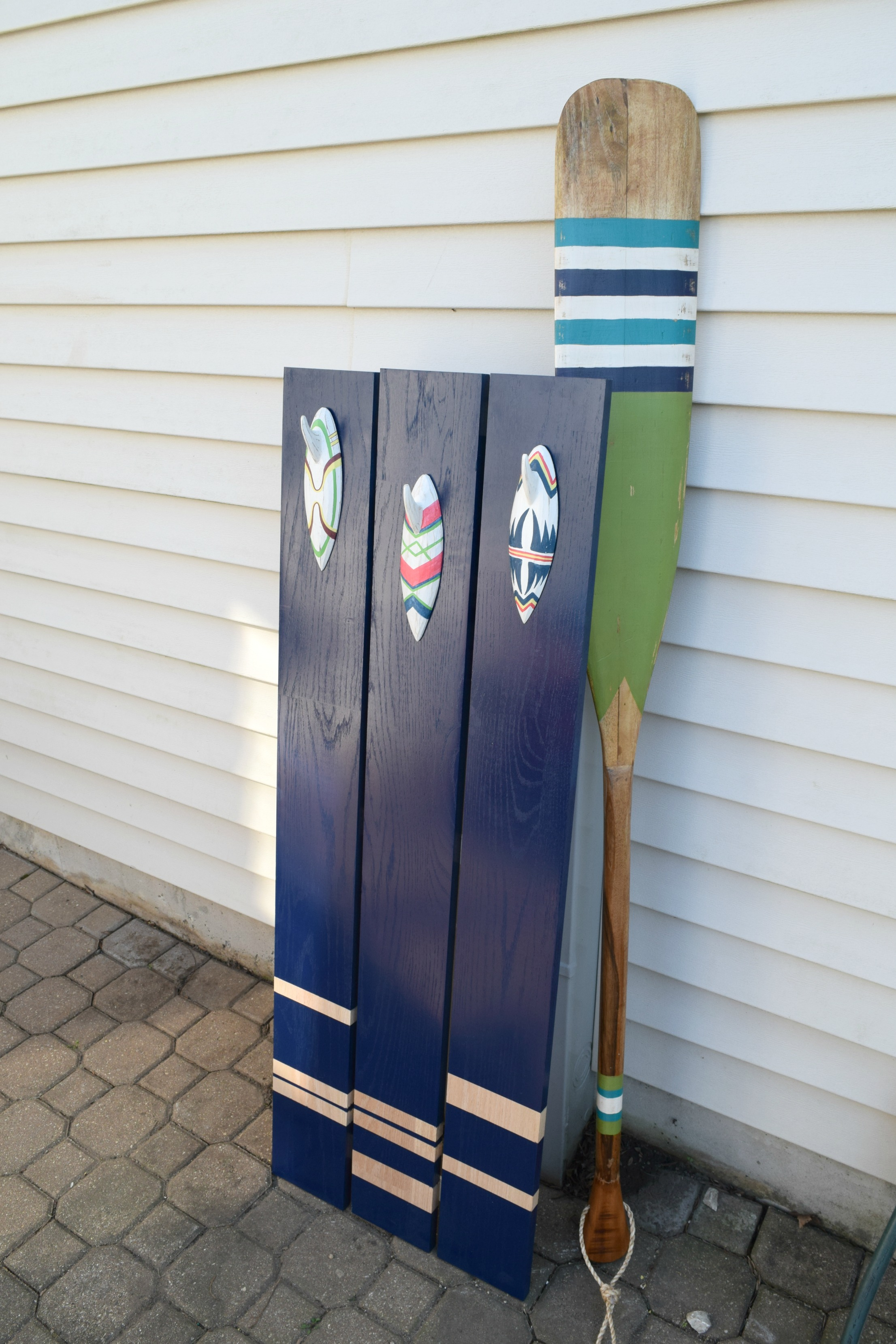 Wonderful How to camouflage the electric box and make a DIY towel rack • Our  IH78