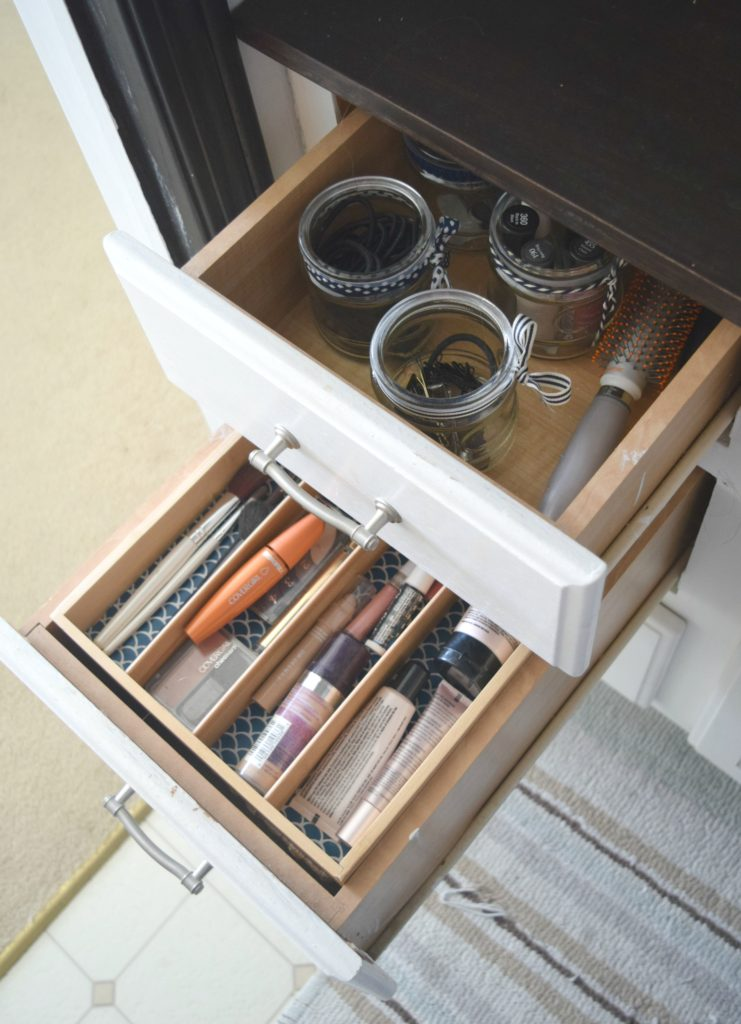 low cost drawer organizing ideas