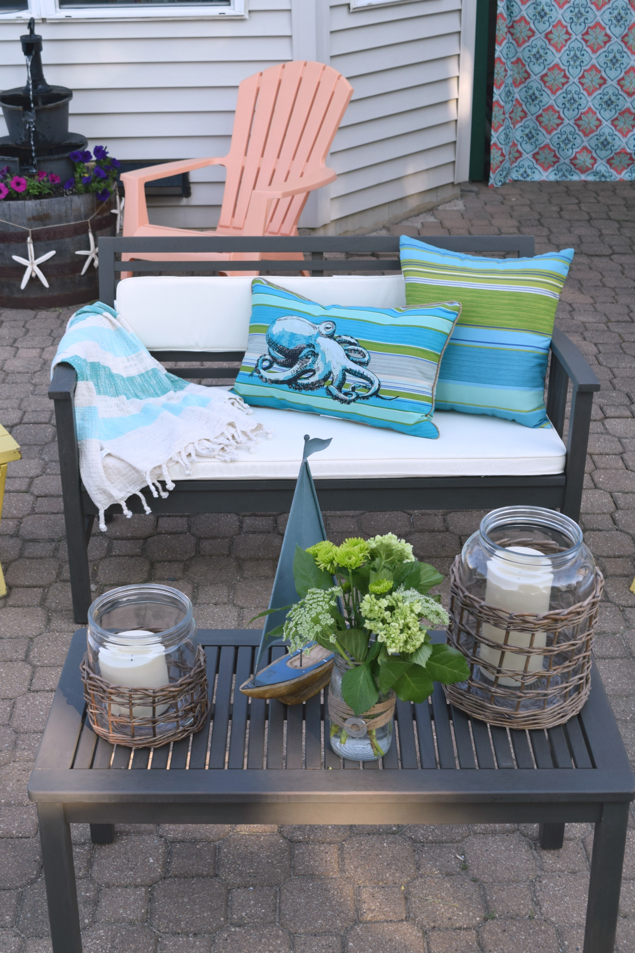 Celebrating Outdoor Living How To Add Function Style Our House Now A Home