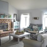 Summer home tour, a coastal and rustic bold mix
