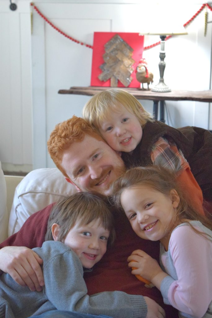 dale and kids